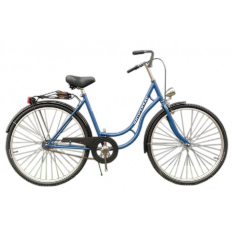 rower damka UNIWERSAL ANTONIO 28'' NIEBIESKI