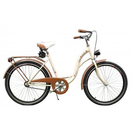 rower damka VANESSA ANTONIO 26'' WIELE KOLORÓW
