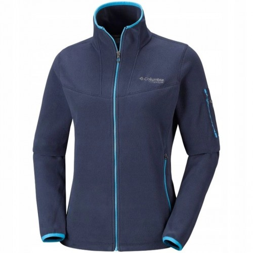 Bluza damska COLUMBIA TITANPASS II 1.0 FLEECE